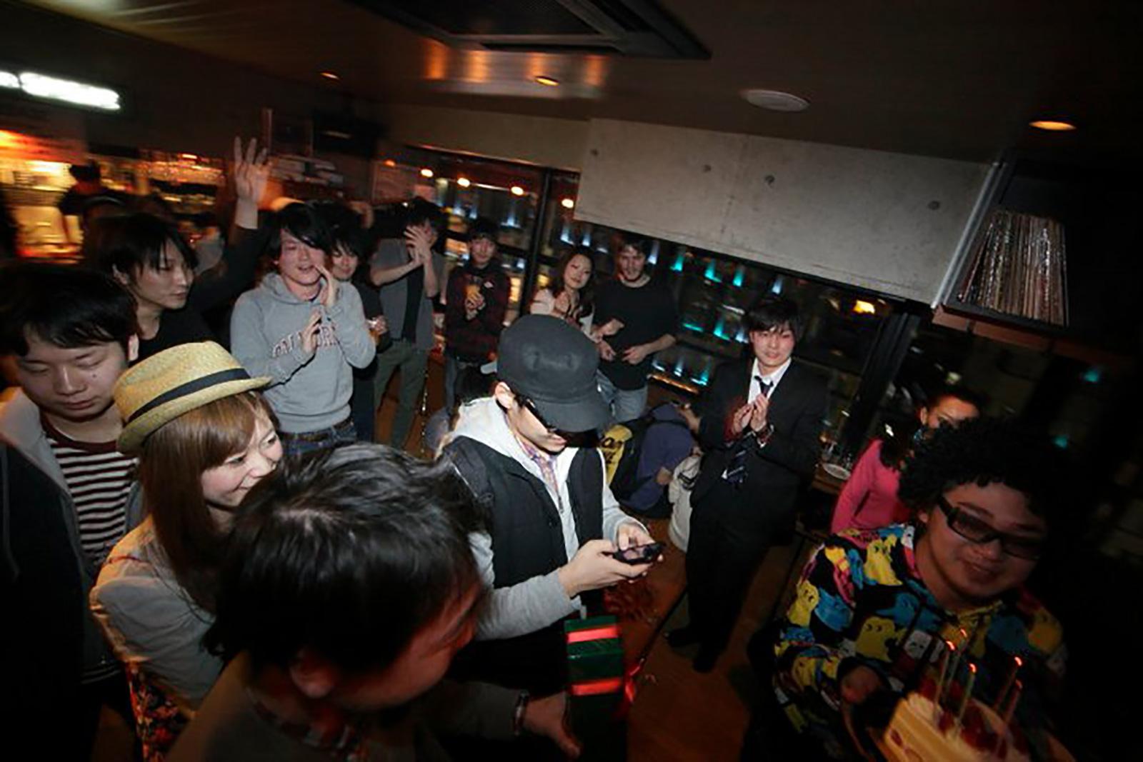 コネゼロ!始まりは30人のパーティーだった。