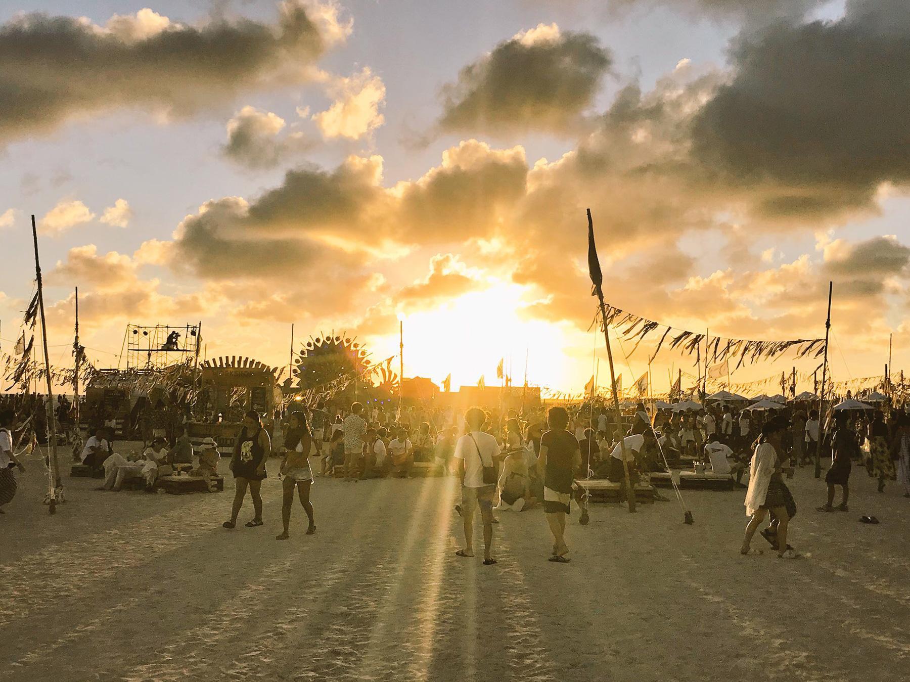 フェスは一つの世界をつくること   CORONA SUNSETS FESTIVAL #コロナフェス