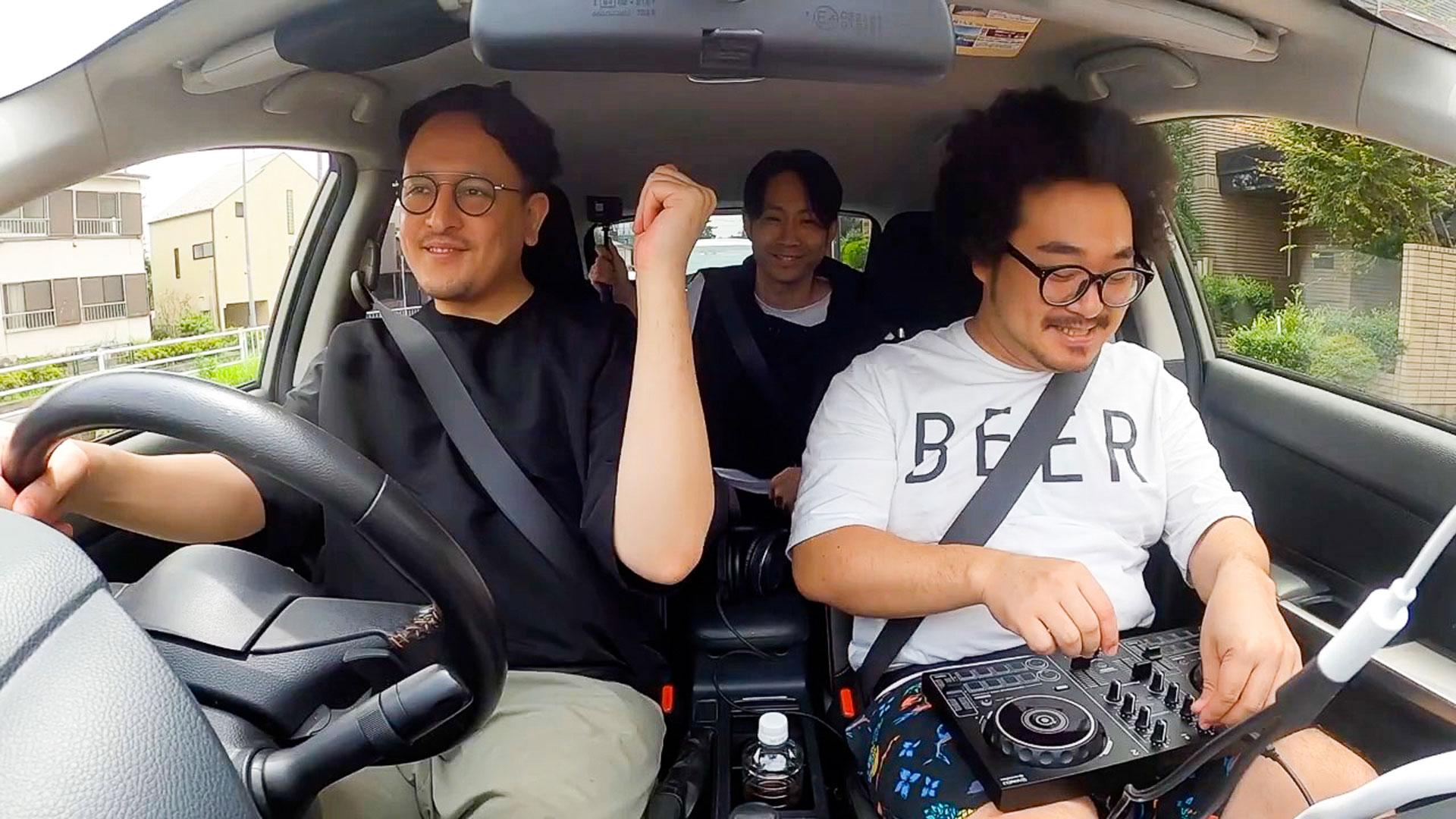 ニューノーマルなDJの可能性「DRIVE DJ」
